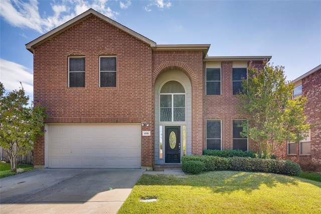 4016 Juniper Court, Fort Worth, TX 76040 (MLS #14181275) :: The Real Estate Station