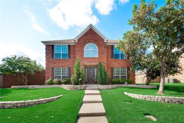 2087 Cameo Drive, Lewisville, TX 75067 (MLS #14181282) :: Lynn Wilson with Keller Williams DFW/Southlake