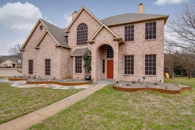 2704 Dorothy Drive, Keene, TX 76031 (MLS #14181284) :: The Heyl Group at Keller Williams