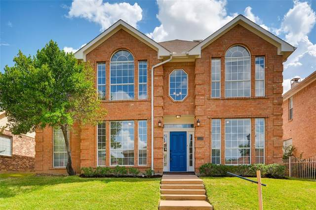 2108 Daniel Way, Carrollton, TX 75006 (MLS #14181295) :: The Good Home Team