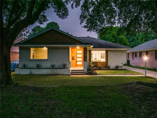 11631 Farrar Street, Dallas, TX 75218 (MLS #14181300) :: Robbins Real Estate Group