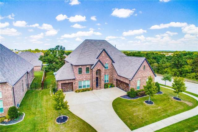 100 Old Grove Road, Colleyville, TX 76034 (MLS #14181303) :: The Kimberly Davis Group