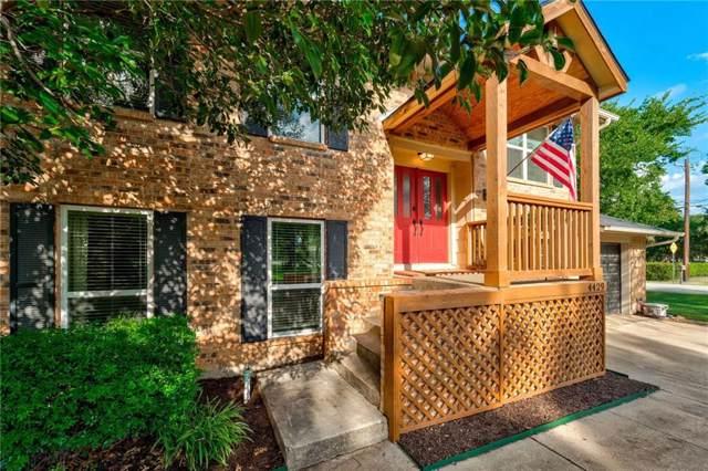 4429 Bluestem Street, Flower Mound, TX 75028 (MLS #14181315) :: Kimberly Davis & Associates