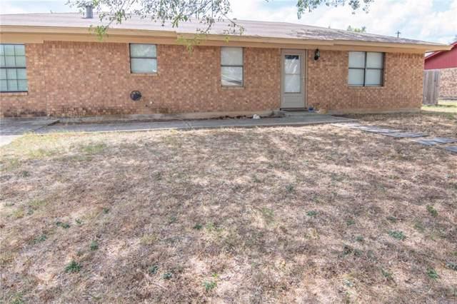 1722 Tulane, Brownwood, TX 76801 (MLS #14181324) :: The Heyl Group at Keller Williams