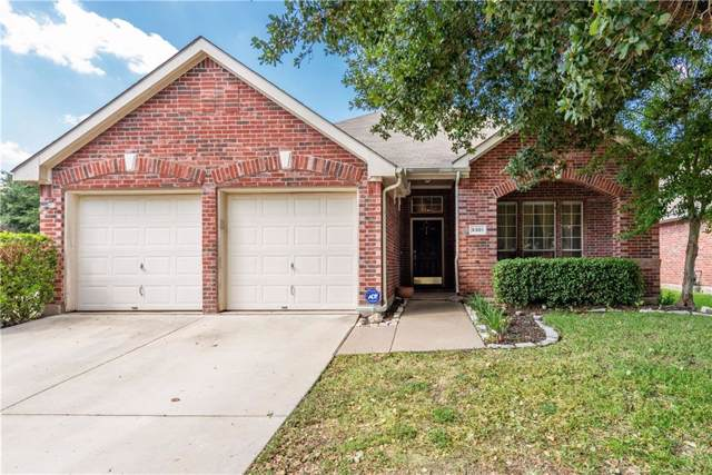 5301 Warm Springs Trail, Fort Worth, TX 76137 (MLS #14181329) :: Real Estate By Design
