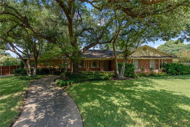 4159 Alta Vista Lane, Dallas, TX 75229 (MLS #14181366) :: The Good Home Team