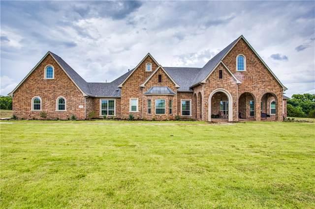 599 River Park Road, Celina, TX 75009 (MLS #14181382) :: Lynn Wilson with Keller Williams DFW/Southlake