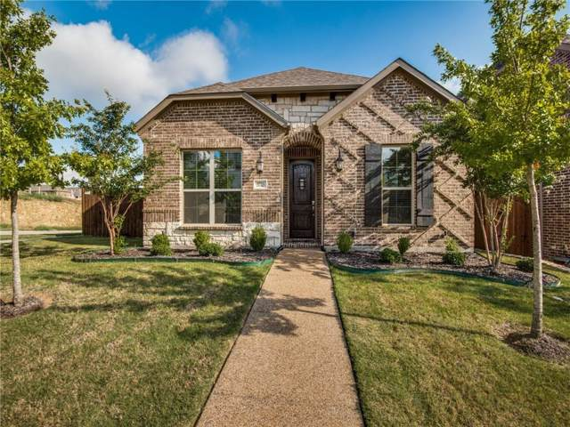 3723 Adriana Avenue, Irving, TX 75038 (MLS #14181393) :: The Real Estate Station