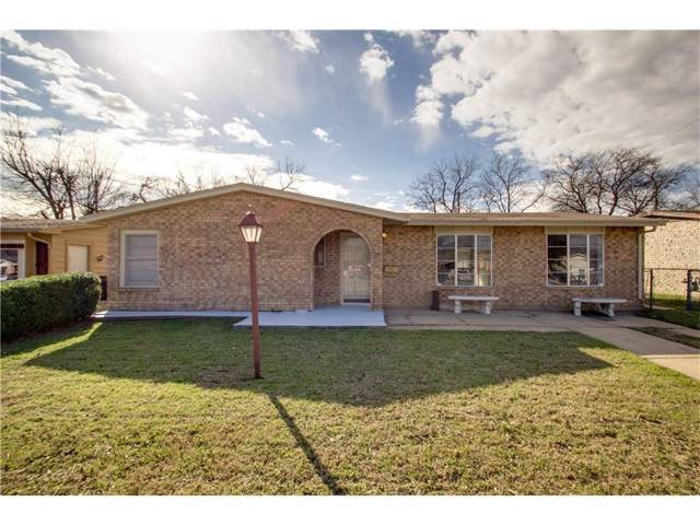 1316 Terminal Road, Fort Worth, TX 76106 (MLS #14181395) :: Lynn Wilson with Keller Williams DFW/Southlake
