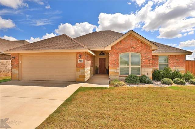 7225 Nocona Drive, Abilene, TX 79602 (MLS #14181409) :: The Real Estate Station