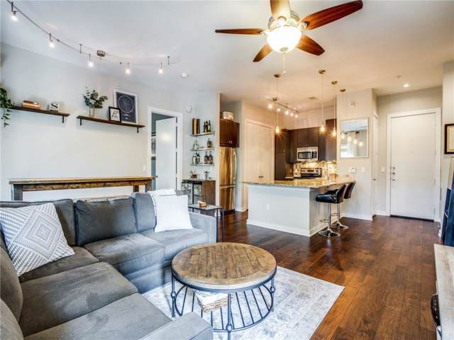 2950 Mckinney Avenue #203, Dallas, TX 75204 (MLS #14181413) :: HergGroup Dallas-Fort Worth