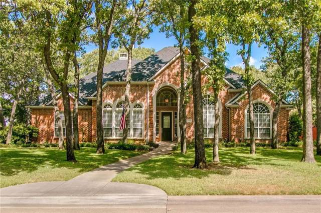 1314 Westmont Court, Southlake, TX 76092 (MLS #14181438) :: RE/MAX Town & Country