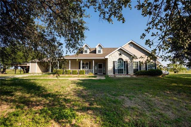 729 County Road 4170, Clifton, TX 76634 (MLS #14181493) :: Lynn Wilson with Keller Williams DFW/Southlake