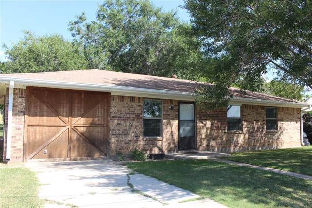 703 9th Street, Nocona, TX 76255 (MLS #14181494) :: The Heyl Group at Keller Williams