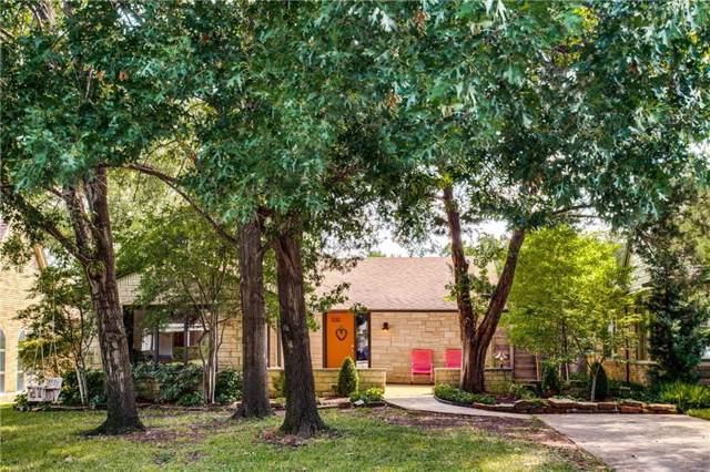1130 N Windomere Avenue, Dallas, TX 75208 (MLS #14181497) :: HergGroup Dallas-Fort Worth