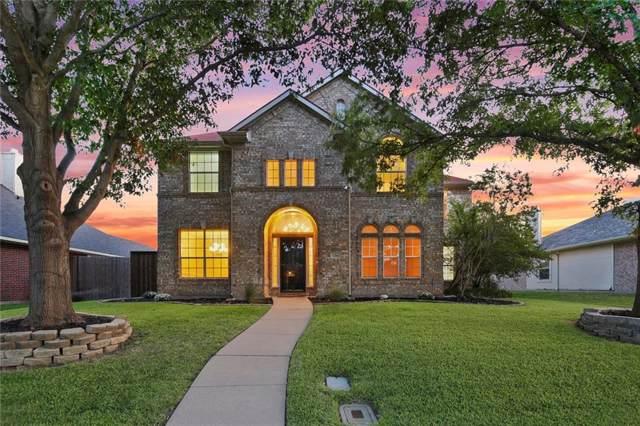 1380 Prairie Drive, Lewisville, TX 75067 (MLS #14181515) :: Roberts Real Estate Group