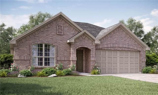 6129 True Vine Road, Fort Worth, TX 76123 (MLS #14181521) :: The Real Estate Station