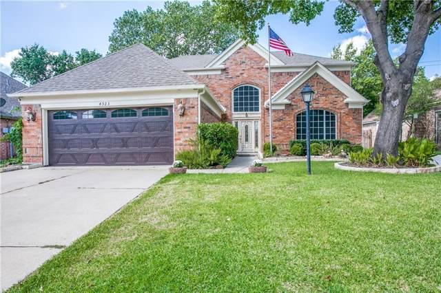 4523 Wescott Drive, Grand Prairie, TX 75052 (MLS #14181523) :: The Paula Jones Team | RE/MAX of Abilene