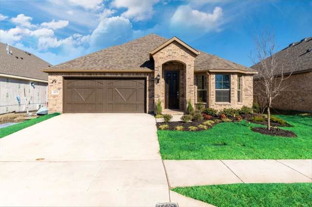 2303 Templin Avenue, Forney, TX 75126 (MLS #14181536) :: The Real Estate Station