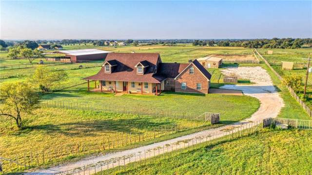 1150 Young Bend Road, Brock, TX 76087 (MLS #14181542) :: The Heyl Group at Keller Williams