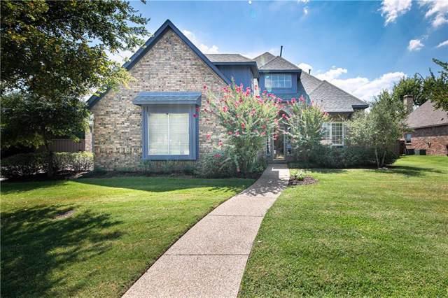 3928 Lost Creek Drive, Plano, TX 75074 (MLS #14181547) :: The Good Home Team