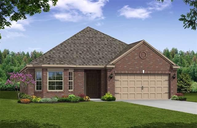 1908 Steppe Trail Drive, Aubrey, TX 76227 (MLS #14181565) :: Real Estate By Design