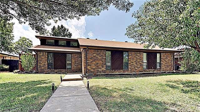 1326 Starling Lane, Lewisville, TX 75077 (MLS #14181566) :: The Heyl Group at Keller Williams