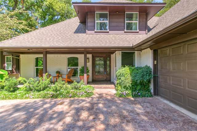 3950 Altura Court, Fort Worth, TX 76109 (MLS #14181598) :: The Heyl Group at Keller Williams