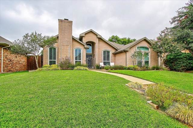 2013 Hearthstone Drive, Carrollton, TX 75010 (MLS #14181602) :: Team Tiller