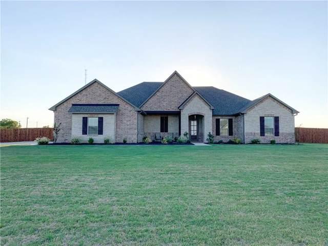 3301 Mariposa Ridge, Crowley, TX 76036 (MLS #14181606) :: The Chad Smith Team