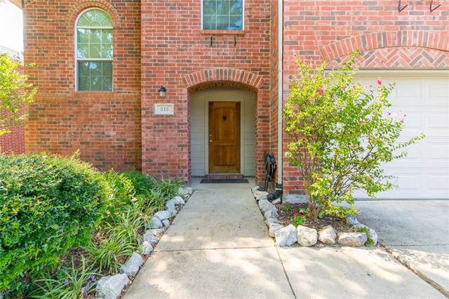512 Appaloosa Drive, Forney, TX 75126 (MLS #14181613) :: The Heyl Group at Keller Williams