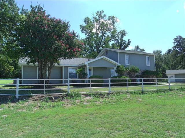 5701 Lazy Bend Road, Millsap, TX 76066 (MLS #14181626) :: The Heyl Group at Keller Williams