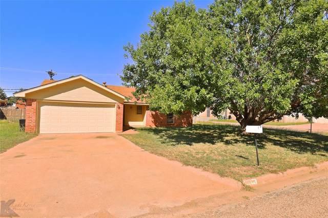 5402 Castle Road, Abilene, TX 79606 (MLS #14181638) :: The Chad Smith Team