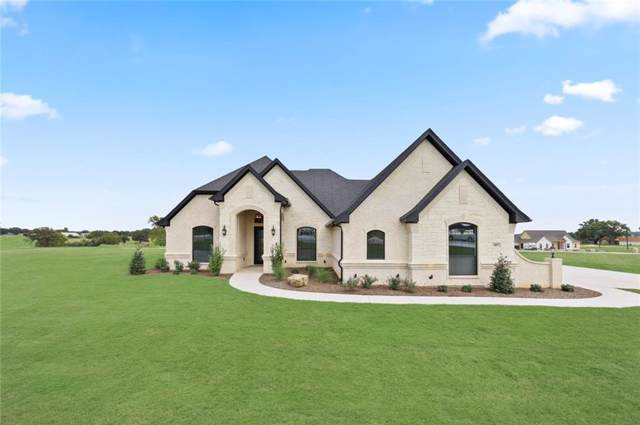 405 Christian Way, Azle, TX 76020 (MLS #14181652) :: RE/MAX Town & Country