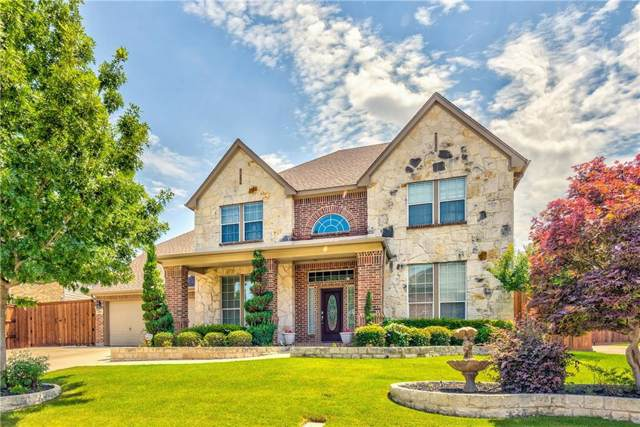 6831 Promontory Drive, Grand Prairie, TX 75054 (MLS #14181693) :: The Tierny Jordan Network