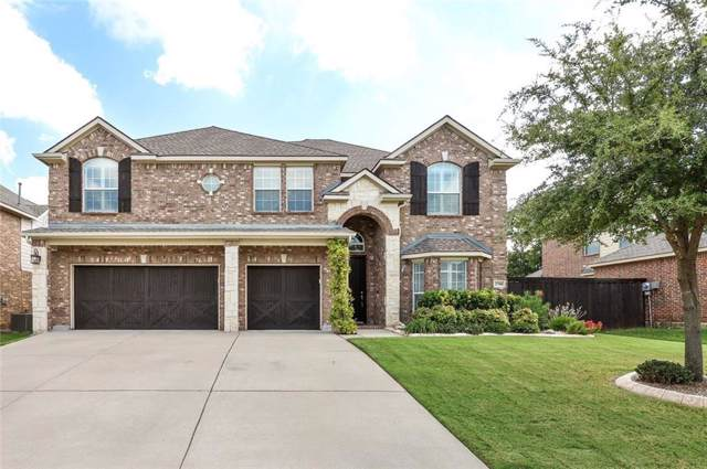 2708 Old Stables Drive, Celina, TX 75009 (MLS #14181697) :: Vibrant Real Estate