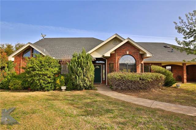 166 S View Trail, Abilene, TX 79602 (MLS #14181708) :: The Paula Jones Team | RE/MAX of Abilene