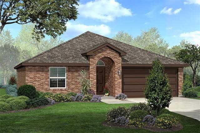 9341 Leveret Lane, Fort Worth, TX 76131 (MLS #14181709) :: The Heyl Group at Keller Williams