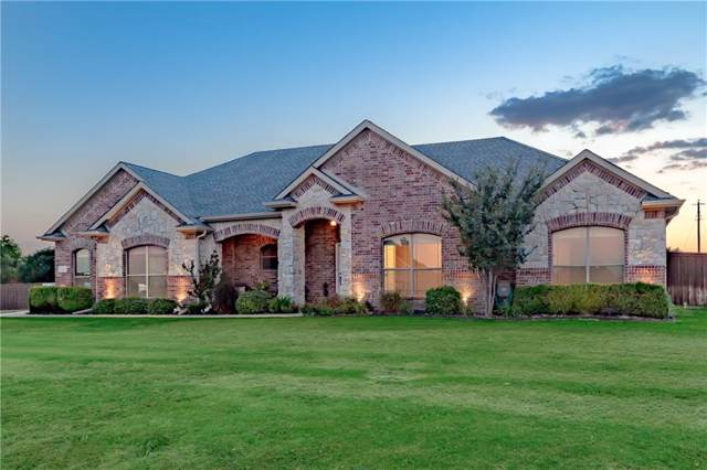 5421 Country South Lane, Midlothian, TX 76065 (MLS #14181714) :: Kimberly Davis & Associates