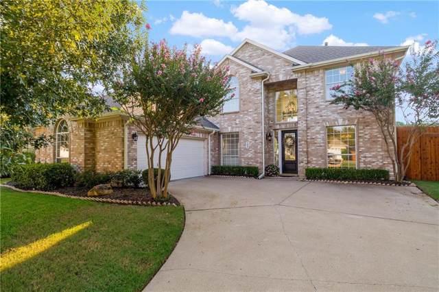 1533 Briar Meadow Drive, Keller, TX 76248 (MLS #14181723) :: Team Tiller