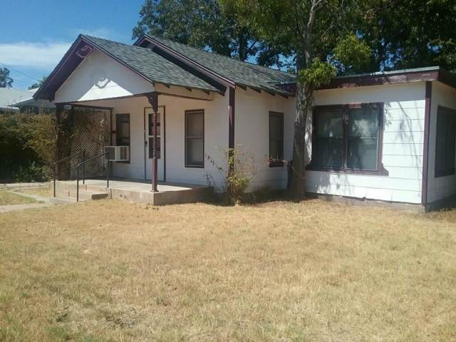 1102 S 15th Street, Abilene, TX 79602 (MLS #14181726) :: Robbins Real Estate Group