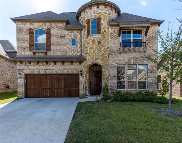 9020 Washington Lane, Lantana, TX 76226 (MLS #14181737) :: Real Estate By Design