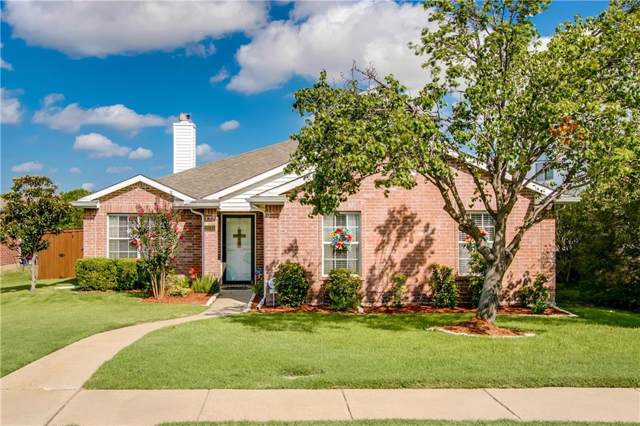 2035 Diamond Ridge Drive, Carrollton, TX 75010 (MLS #14181747) :: Vibrant Real Estate