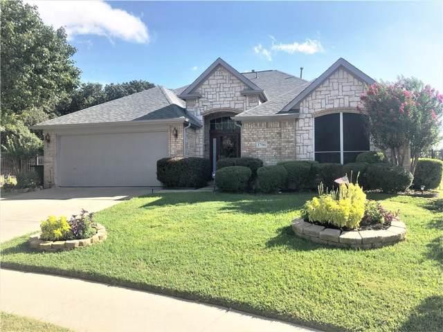 1706 Pine Hills Lane, Corinth, TX 76210 (MLS #14181763) :: Baldree Home Team