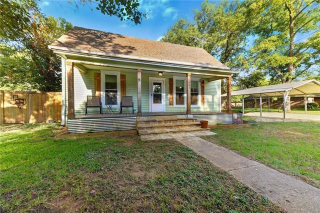 601 Hill Street, Aubrey, TX 76227 (MLS #14181768) :: Real Estate By Design