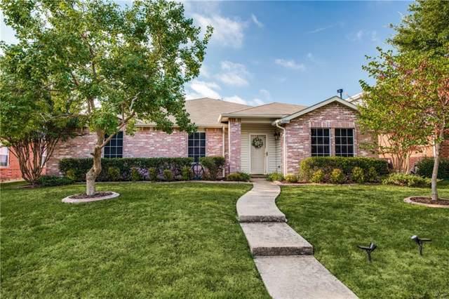 1209 Starpoint Lane, Wylie, TX 75098 (MLS #14181785) :: Vibrant Real Estate