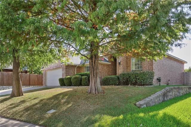 7404 Sunburst Trail, Denton, TX 76210 (MLS #14181795) :: Kimberly Davis & Associates