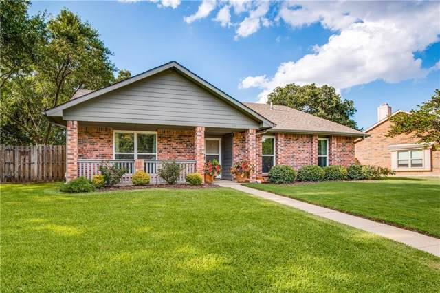 328 Plantation Drive, Coppell, TX 75019 (MLS #14181809) :: The Real Estate Station