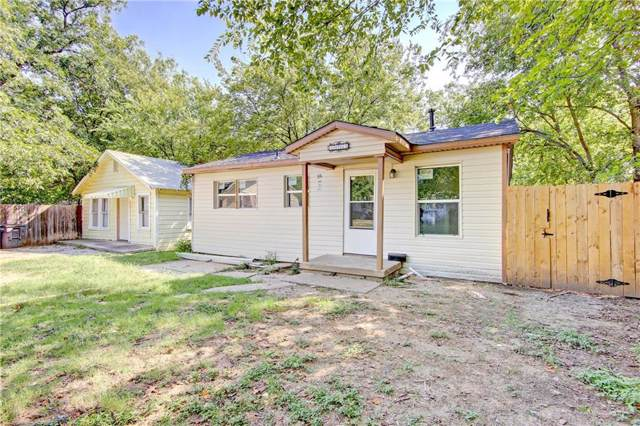 3417 Livingston Avenue, Fort Worth, TX 76110 (MLS #14181811) :: The Heyl Group at Keller Williams