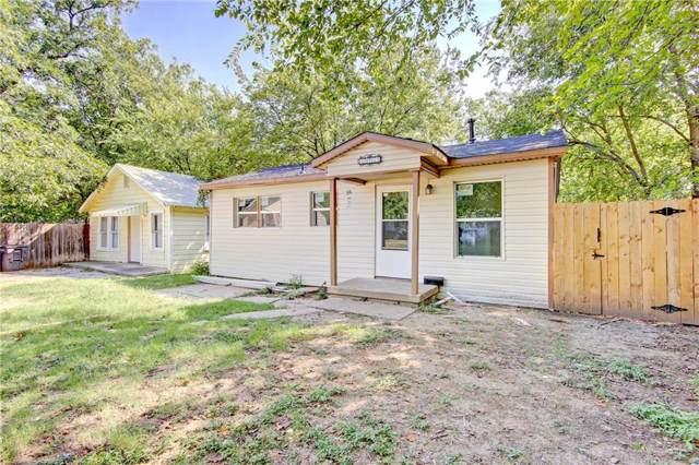3417 Livingston Avenue, Fort Worth, TX 76110 (MLS #14181811) :: Lynn Wilson with Keller Williams DFW/Southlake
